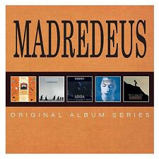 MADREDEUS - ORIGINAL ALBUM SERIES 5 CD NEU
