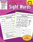 Scholastic Success with Sight Words, Grades K-2 by Scholastic Teaching Resources (Paperback / softback, 2010)