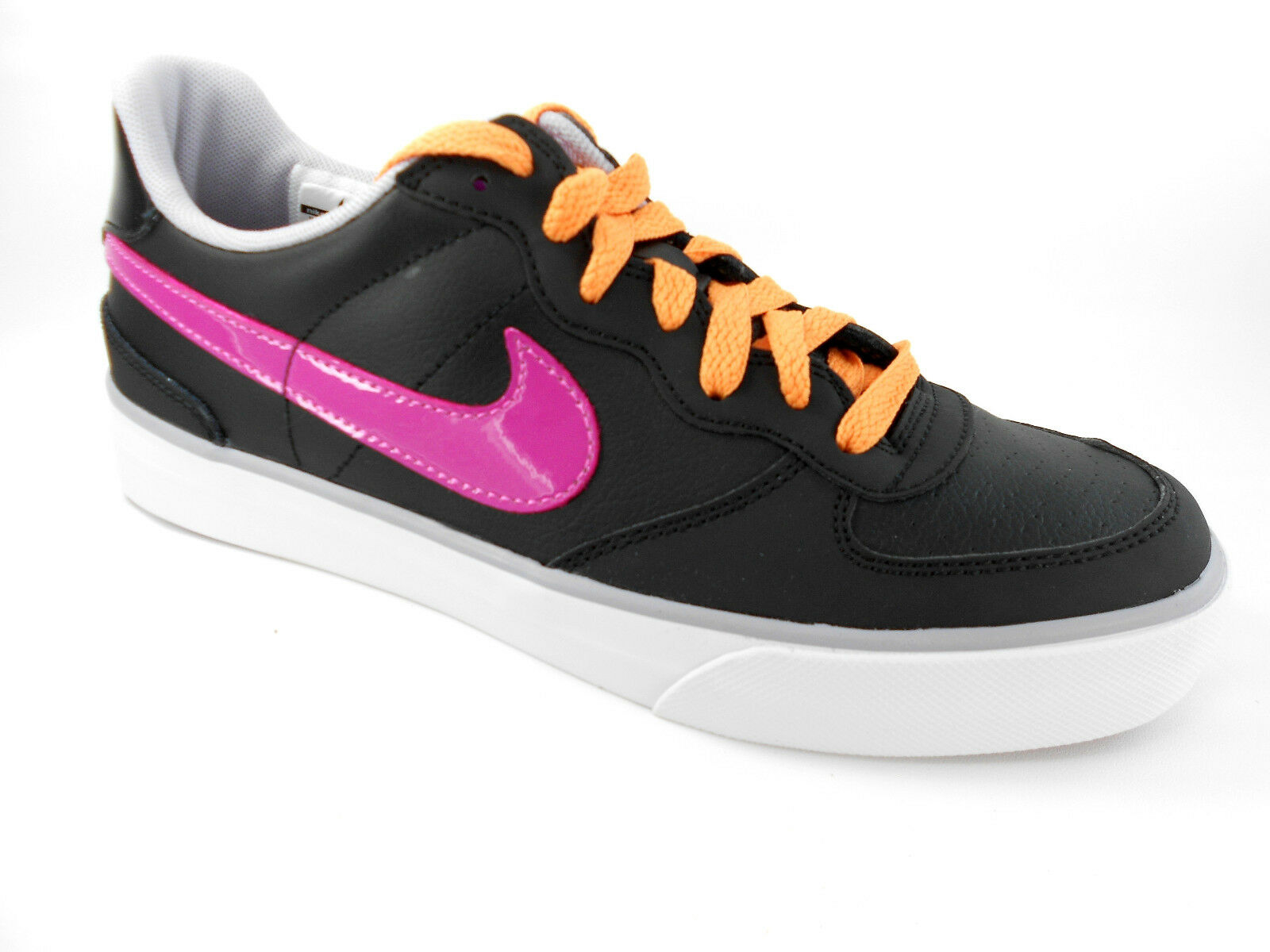NIKE SWEET ACE 83 WOMEN'S WOMEN'S BLACK/PURPLE SHOES Price reduction Special limited time