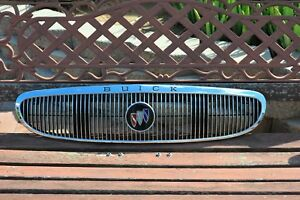 Genuine-Buick-Century-Sixth-generation-1997-2005-Grill-Complete-with-Logo