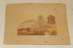 PHOTOGRAPHIE-albuminee-CHATEAU-de-GRAY-1890-Haute-Saone