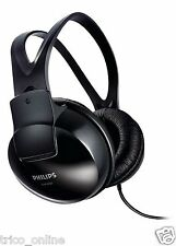 Philips SHP1900/97 Over-Ear Stereo Headphone (Black) *ONLY BOX OPEN*