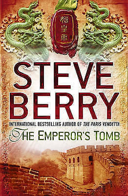 """1 of 1 - """"VERY GOOD"""" The Emperor's Tomb: Book 6 (Cotton Malone), Berry, Steve, Book"""
