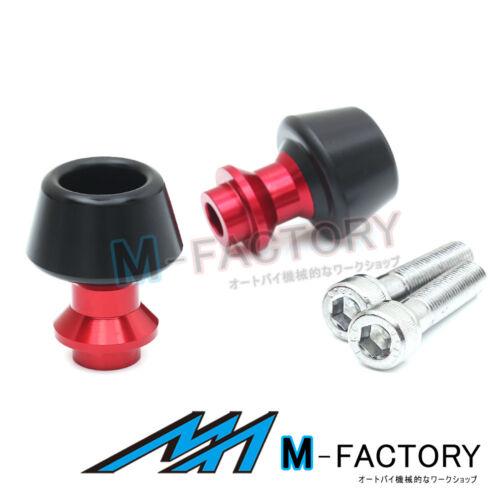 CNC Swingarm Spools Fit Versys 650 15-17 15 16 17