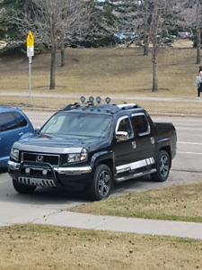 Honda ridgeline (Active Alberta)