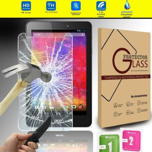 """Tablet Tempered Glass Screen Protector For Acer Iconia One 8 B1-810 B1-811 8/"""""""