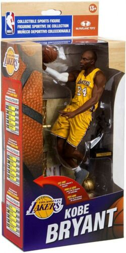 NBA SPORTS PICKS Exclusive Kobe Bryant Action Figure Collector Set