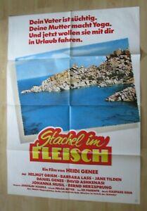 Filmplakt : Stachel im Fleisch ( Helmut Griem , Jane Tilden ) - Braunschweig, Deutschland - Filmplakt : Stachel im Fleisch ( Helmut Griem , Jane Tilden ) - Braunschweig, Deutschland