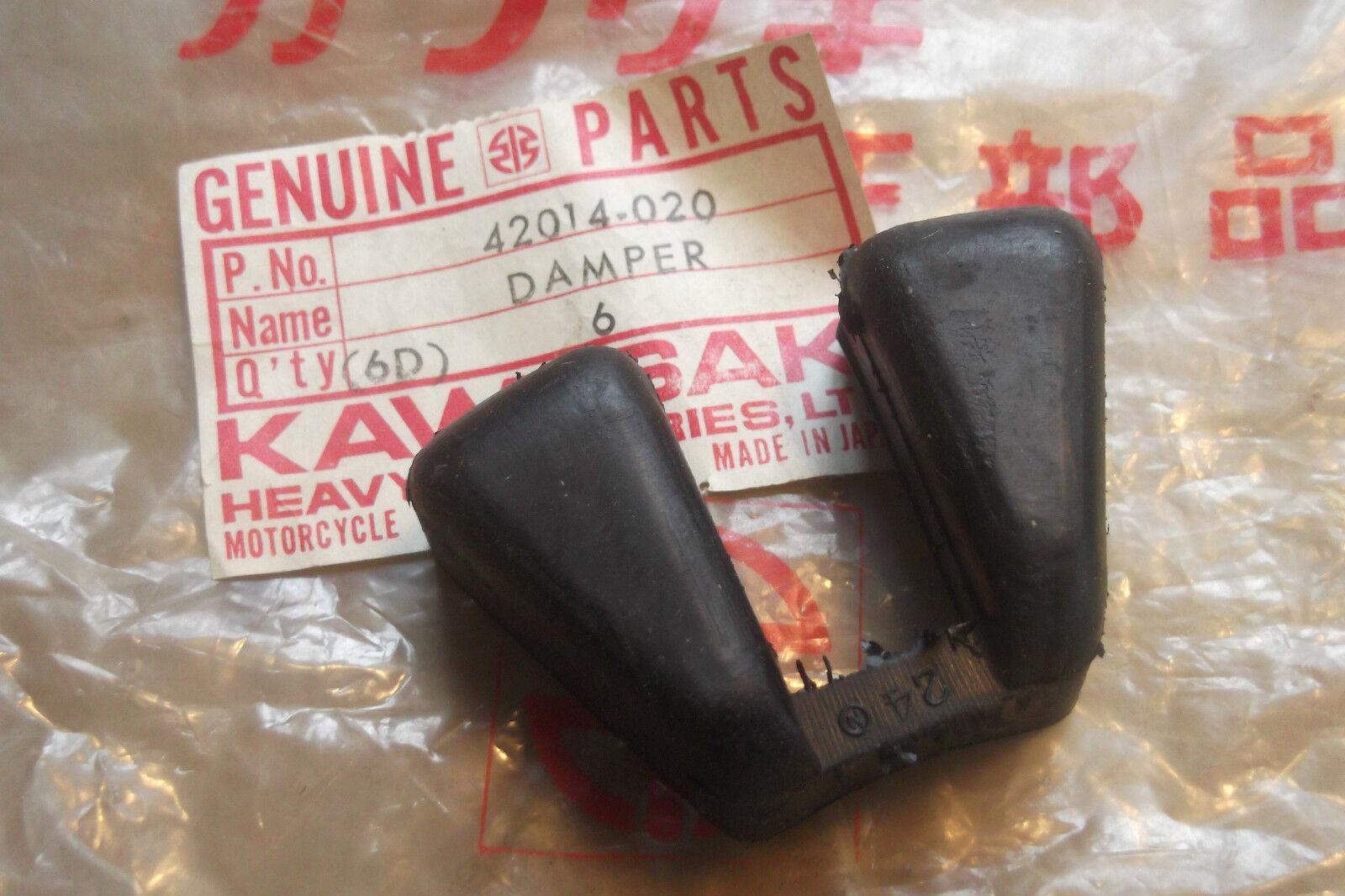 NOS Kawasaki 1973-1975 F11 Rear Hub Damper 42014-020