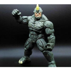 9-034-inch-Rhino-Action-Figure-The-Amazing-Spider-Man-2-Marvel-Select-Toy-Gift