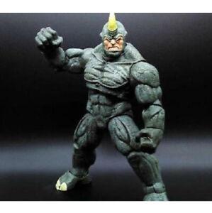9-034-Pouces-Rhino-Figurine-The-Amazing-Spider-Man-2-Marvel-Select-Jouet-Cadeau