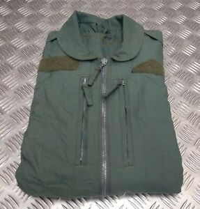 Genuine British Military  RFD Green Lightweight Coverall Aircrew / Flight Suit