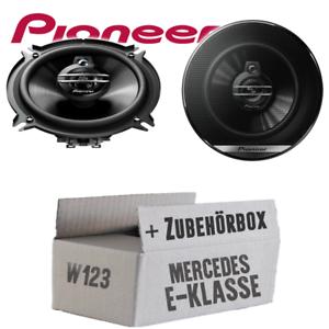Pioneer altavoces para mercedes w123 estante boxeo 13cm 3-caminos triaxe auto