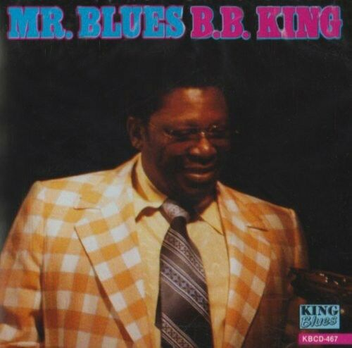 B.B. King - Mr Blues [New CD]
