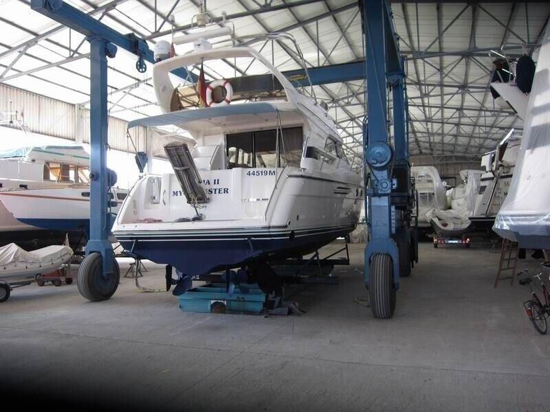 Princess 440, Motorbåd, årg. 1996