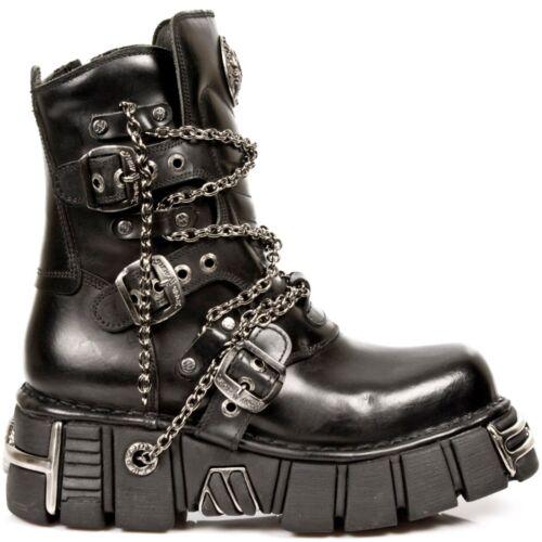 Newrock 1011 M S1 Boots Black Unisex New Rock wawTqc4r