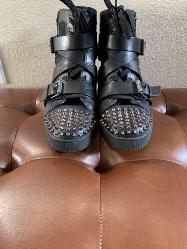 christian louboutin men shoes 41 1/2