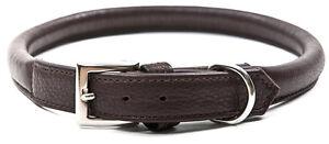 Wolters - Collier Terravita Rond 65cm X 12mm Bande de Chien de Chien Noire