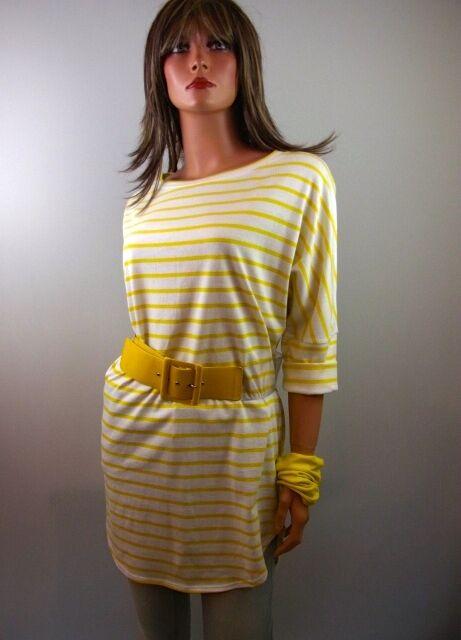 MARCCAIN COLLECTIONS LONG SHIRT  DRESS   N2 36    NEU
