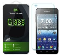 Dmax Armor® Kyocera Hydro Vibe Tempered Glass Screen Protector Saver Shield