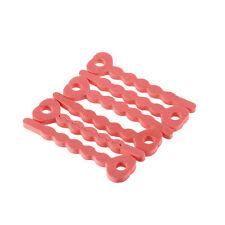 Economic 6X Magic Sponge Hair Soft Curler Roller Strip Heatless Roll Tools Hot