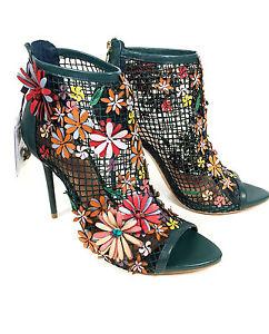 Zara Sandals Women's Floral Mesh 1539201 Ebay qpxn7Twqrg
