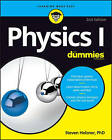 Physics I For Dummies by Steven Holzner (Paperback, 2016)