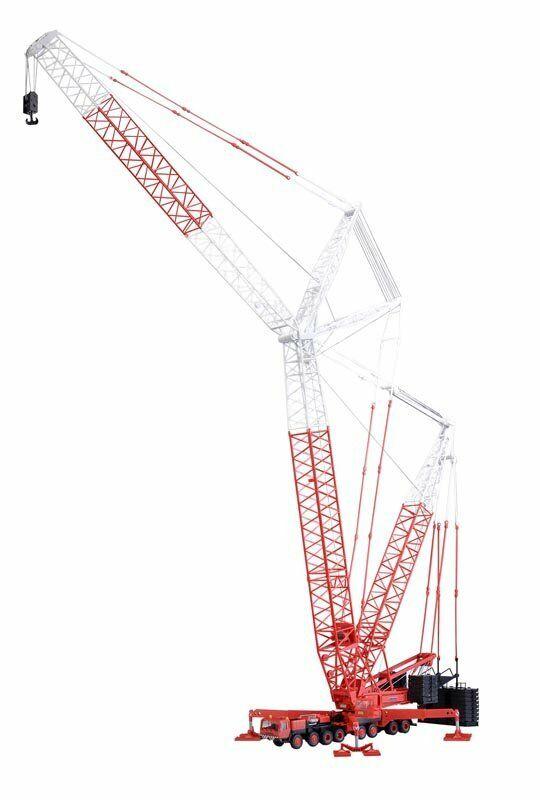 Kibri 13016 Liebherr LG 1800 Spacelifter, kit, Piste h0
