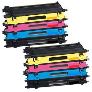 High Capacity Toner Print Cartridges for Brother TN135 TN230 TN325 2