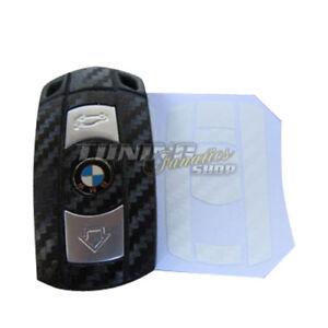 Schl/üssel Carbon Design Dekor Folie Aufkleber Sticker in WEISS