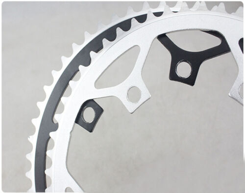 Bicycle Tooth disc Fixed Gear Crankset//Crank Set-Single Speed,Fixie,Track 170MM