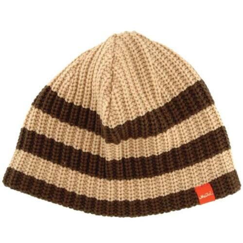 NWT-Several Colors Mental®  FESTER Fleece Lined Chunky Knit Beanie Ski Hat