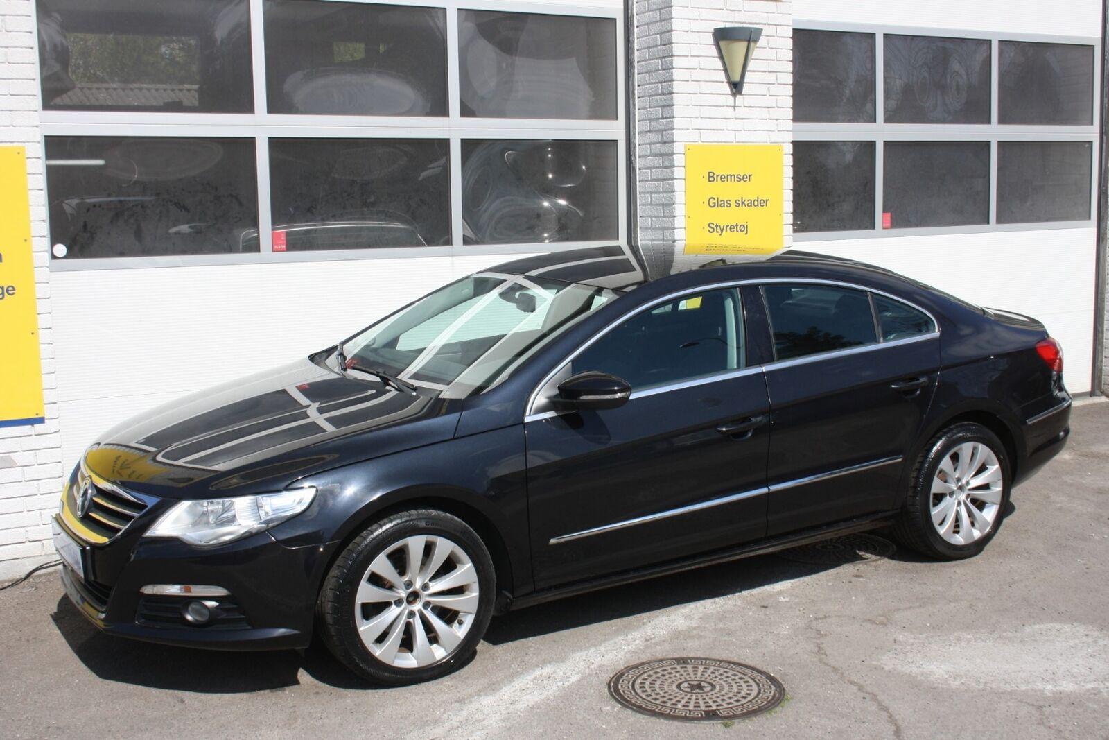 VW Passat CC 2,0 TDi 140 4d - 139.900 kr.
