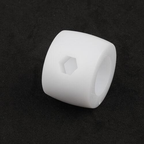 4 Stück Langlebig Tischfußball Ersatzteile Stangenpuffer Puffer