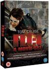 Mission Impossible Quadrilogy DVD PAL Region 4