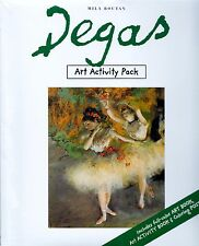 Degas Art Activity Pack by Mila Boutan New
