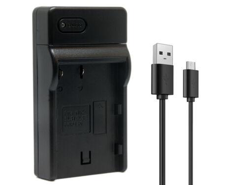 Cámara Digital Ultra Slim Usb Cargador De Batería Para Nikon EN-EL3 batería Reino Unido Stock