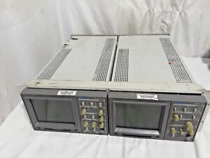 Tektronix-1710B-Waveform-Monitor-amp-1720-Vectorscope