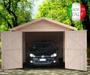 Garage casetta in di legno 343x543 34mm casette auto ebay for Casette in legno usate ebay