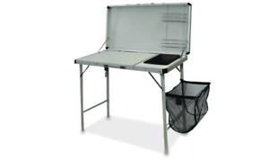 New mannagum cocinador tricianamida aluminio plegable viaje de campamento