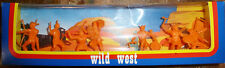 1970s Slovenian MEHANOTEHNIKA Wild West Boxed Indians Unused Old Shop Stock