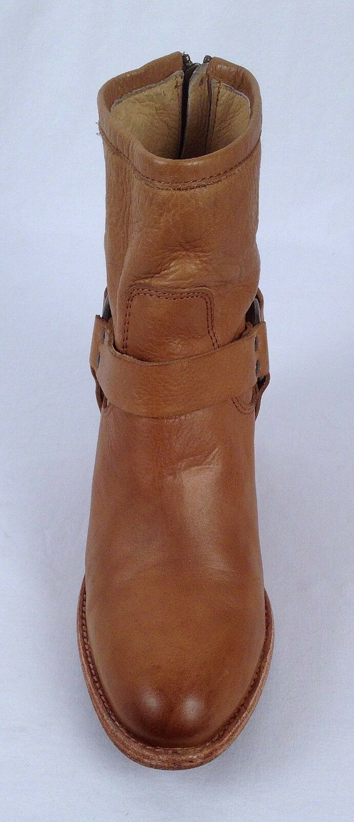 Frye 'Dara' Harness Boot- Tan- Size 10 10 10 B  (BX7) 6ace28