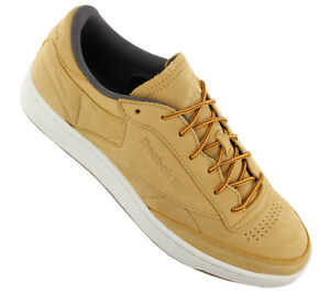 ab502d08e NEW Reebok Club C 85 Leather WP BS5205 Men''s Shoes Trainers ...
