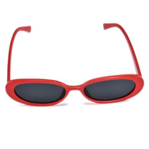 Women Oval Frame Sunglasses Small Glasses Ladies Retro Sun Glasses Fashion NEW