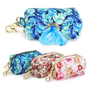 Dog-Poo-Bag-Dispenser-for-Leash-Waste-Poop-Bag-Holder-with-Lead-Attachment-Clip