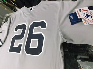 cheaper 10f1a bfc31 D.J. LeMahieu # 26/NY Yankees Majestic Cool Base Road Jersey ...