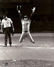 TUG MCGRAW 8x10 Vintage B/W Photo PHILADELPHIA PHILLIES (1980 NLCS) World Series