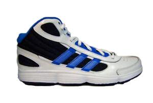 Blanches Uk 5 Adidas Baskets À 2 Lacets Sidewinder Salut Enfants dessus Chaussons wwSpY7q