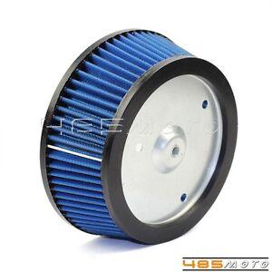 Air Filter Cleaner Element For Harley Dyna 883 1200 XL Fatboy Road King Springer