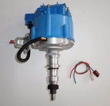 FORD Inline 6 cylinder 1965-1986 240 & 300 HEI Distributor straight six 6 BLUE